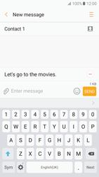 Samsung A520 Galaxy A5 (2017) - Mms - Sending a picture message - Step 10