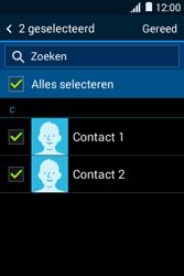 Samsung Galaxy Young2 (SM-G130HN) - Contacten en data - Contacten kopiëren van toestel naar SIM - Stap 10