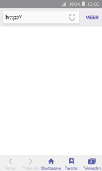 Samsung Galaxy J1 (2016) - Internet - hoe te internetten - Stap 11