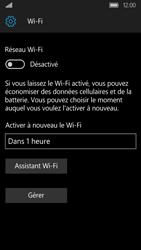 Acer Liquid M330 - Wi-Fi - Accéder au réseau Wi-Fi - Étape 6