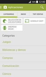 Samsung Galaxy Core Prime - Aplicaciones - Descargar aplicaciones - Paso 6