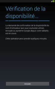 Samsung Galaxy Tab 3 8 4G - Premiers pas - Créer un compte - Étape 14