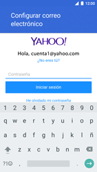 BQ Aquaris U - E-mail - Configurar Yahoo! - Paso 10