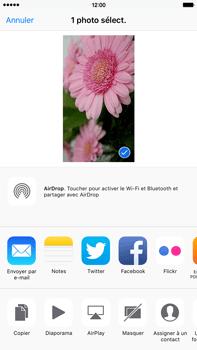 Apple iPhone 6s Plus - Photos, vidéos, musique - Prendre une photo - Étape 9
