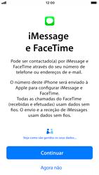 Apple iPhone 7 - iOS 12 - Primeiros passos - Como ligar o telemóvel pela primeira vez -  20
