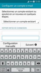 Samsung Galaxy A3 (A300FU) - E-mails - Ajouter ou modifier un compte e-mail - Étape 6
