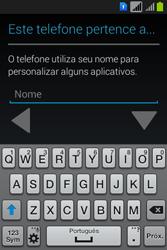 Samsung S6293T Galaxy Young Plus - Primeiros passos - Como ativar seu aparelho - Etapa 13