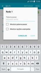 Samsung Galaxy J5 - Wi-Fi - Ligar a uma rede Wi-Fi -  7