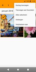 Sony Xperia XZ2 Compact (H8314) - Contacten en data - Foto