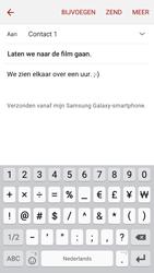 Samsung J320 Galaxy J3 (2016) - E-mail - hoe te versturen - Stap 10