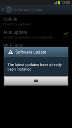 Samsung I9300 Galaxy S III - Device - Software update - Step 10