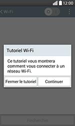 LG H220 Joy - WiFi et Bluetooth - Configuration manuelle - Étape 5