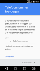 LG K4 (2017) (M160) - Applicaties - Account aanmaken - Stap 13