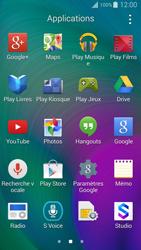 Samsung A500FU Galaxy A5 - Applications - Créer un compte - Étape 3