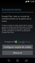 Sony Xperia L - Aplicaciones - Tienda de aplicaciones - Paso 22
