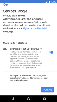 Huawei Nexus 6P - Android Oreo - E-mail - Configuration manuelle (gmail) - Étape 13