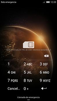 Huawei GX8 - Primeros pasos - Activar el equipo - Paso 3