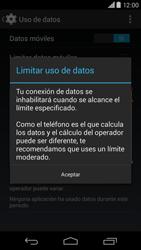 Motorola Moto X (2ª Gen) - Internet - Ver uso de datos - Paso 9