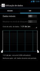 Wiko Darkmoon - Internet no telemóvel - Como ativar os dados móveis -  6