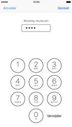 Apple iPhone 7 (Model A1778) - Beveiliging en ouderlijk toezicht - Hoe wijzig ik mijn SIM PIN-code - Stap 11