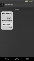 LG D955 G Flex - MMS - automatisch instellen - Stap 7