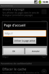 Alcatel OT-991 Smart - Internet - Configuration manuelle - Étape 20