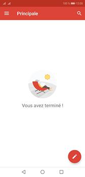 Huawei P20 - E-mail - Configuration manuelle (gmail) - Étape 14