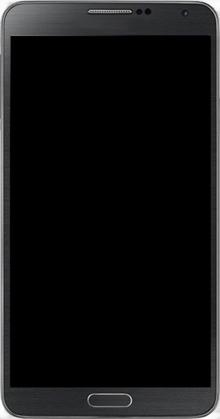 Samsung Galaxy Note 3 - Premiers pas - Découvrir les touches principales - Étape 2