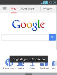 LG E430 Optimus L3 II - Internet - internetten - Stap 9