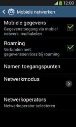 Samsung S7275 Galaxy Ace III - Internet - handmatig instellen - Stap 9