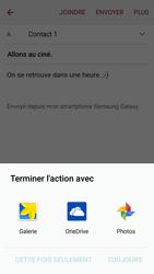 Samsung J500F Galaxy J5 - E-mail - Envoi d