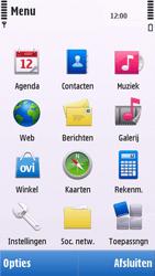 Nokia C5-03 - E-mail - e-mail versturen - Stap 2