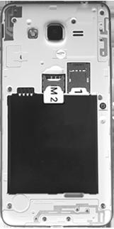 Samsung Galaxy J2 Prime - Primeiros passos - Como inserir o chip da Nextel no seu celular - Etapa 5