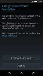 HTC Desire 816 4G (A5) - Applicaties - Account aanmaken - Stap 12