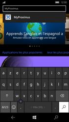Microsoft Lumia 650 - Applications - MyProximus - Étape 6