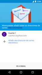 Motorola Moto G 3rd Gen. (2015) (XT1541) - E-mail - Configurar Yahoo! - Paso 16
