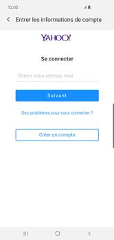 Samsung Galaxy S10 Plus - E-mail - Configurer l