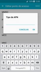 Samsung Galaxy J3 (2016) - Internet no telemóvel - Como configurar ligação à internet -  13
