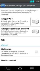 LG G2 - Internet et connexion - Désactiver la connexion Internet - Étape 5