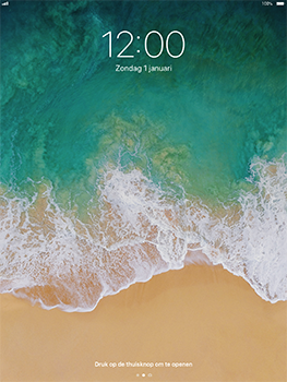 Apple iPad Pro 10.5 inch met iOS 11 (Model A1709) - Internet - Handmatig instellen - Stap 14