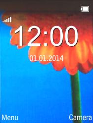 Nokia 220 - SMS - Handmatig instellen - Stap 1