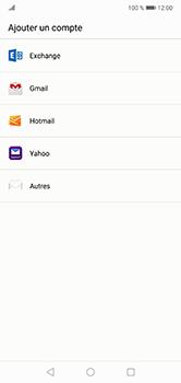Huawei P20 Lite - E-mail - Configuration manuelle (outlook) - Étape 4