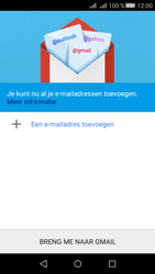 Huawei Huawei Y5 II - E-mail - e-mail instellen (gmail) - Stap 5