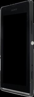 Sony Xpéria SP - Premiers pas - Découvrir les touches principales - Étape 7