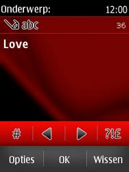 Nokia Asha 300 - MMS - Afbeeldingen verzenden - Stap 12