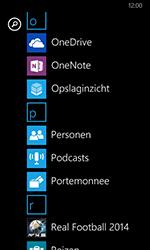 Nokia Lumia 635 - Contactgegevens overzetten - delen via Bluetooth - Stap 3