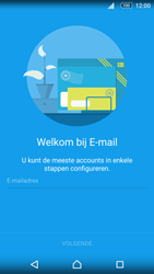 Sony Xperia M5 - E-mail - Account instellen (IMAP met SMTP-verificatie) - Stap 6