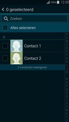 Samsung G850F Galaxy Alpha - Contactgegevens overzetten - delen via Bluetooth - Stap 6