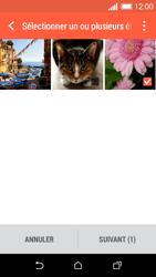 HTC Desire 510 - E-mails - Envoyer un e-mail - Étape 15