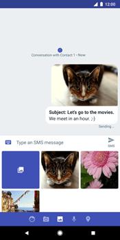 Google Pixel 2 XL - Mms - Sending a picture message - Step 17